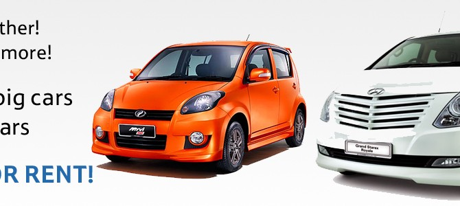 Reliable, Affordable, Efficient Car Rental in Penang